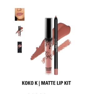Koko K - Kylie lip kit set